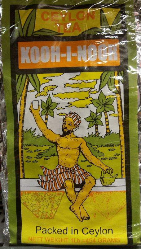 Kooh-i-noor Ceylon tea