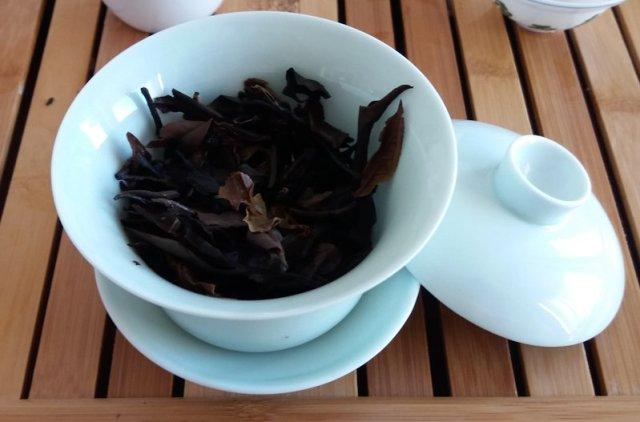 tea after 5 steepings