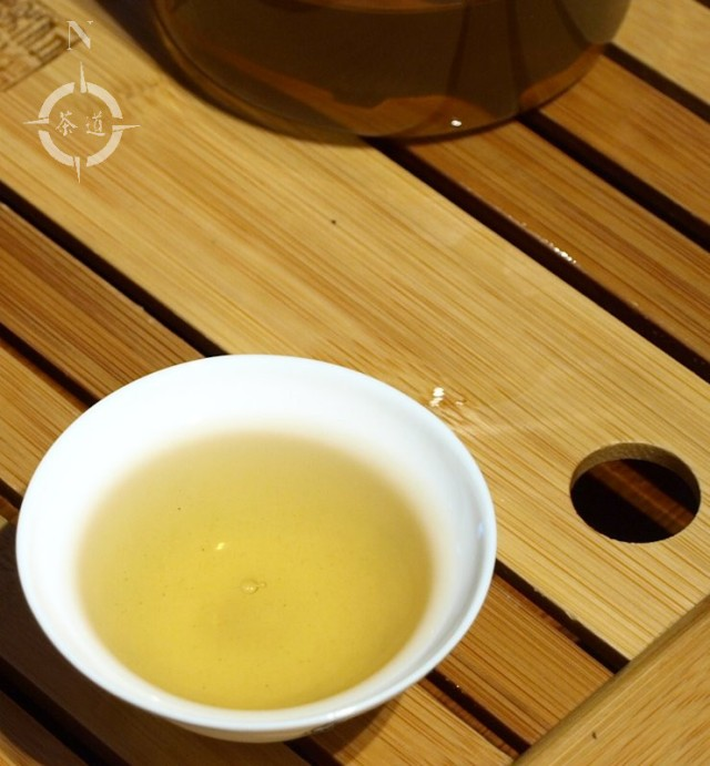 Chun Mee, 1st. Asian style steeping
