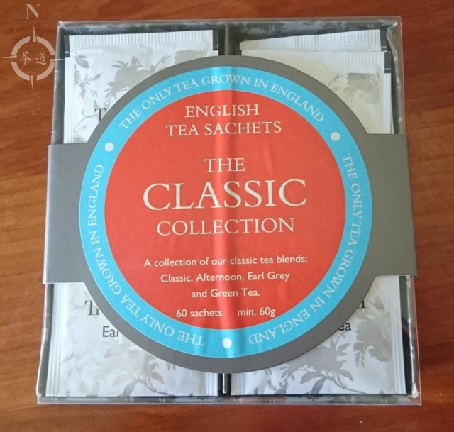 Tregothnan tea classic collection