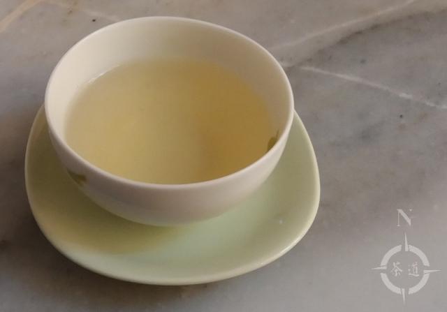 Wen Shan Bao Zhong Oolong tea