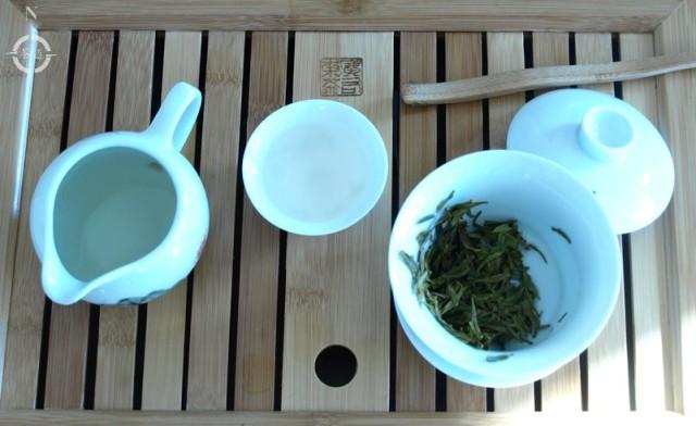 making West Lake Longjing