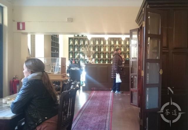 Chaikhana tea house Stockholm
