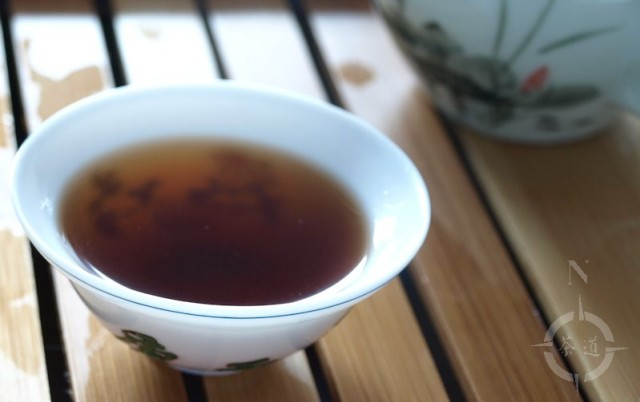 Golden Peacock 2007 shou pu-erh