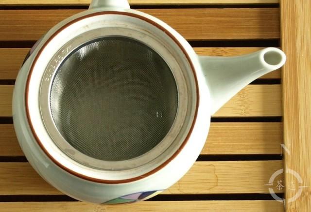 teapot filter insert