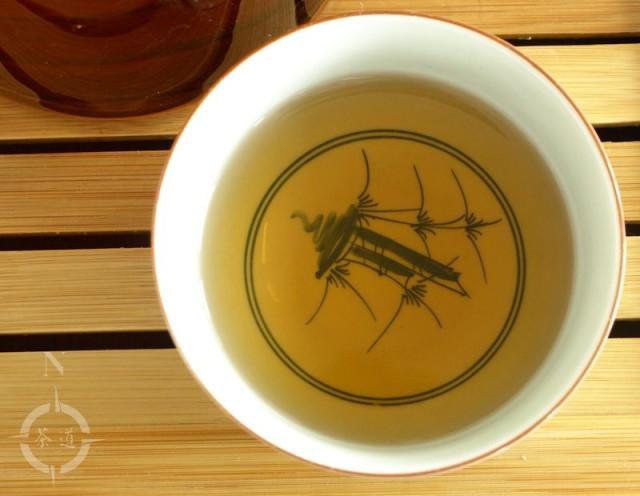 Sevan Ceylon tea - in the cup