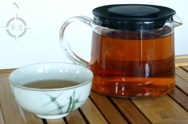 Sevan Ceylon tea - in the pot