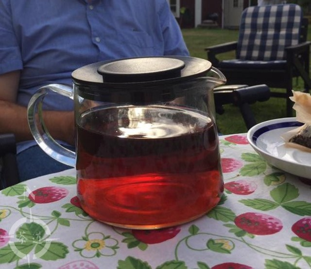 party tea