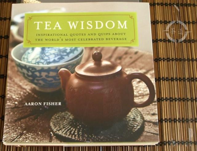 Aaron Fisher - tea wisdom