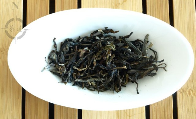 White2Tea Daily Drinker - dry leaf