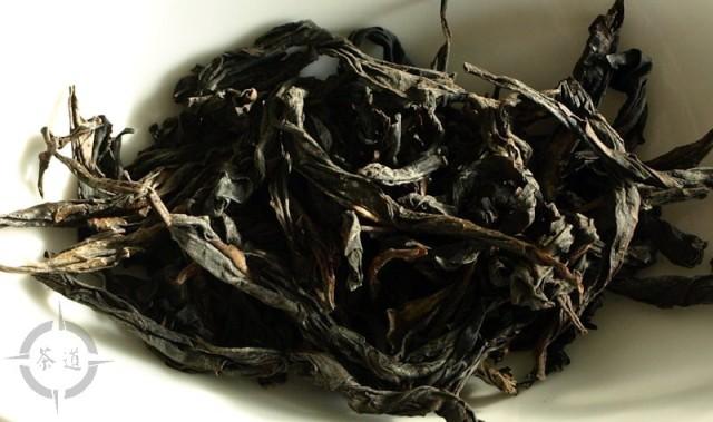 wuyi shan shui hsien - dry leaves