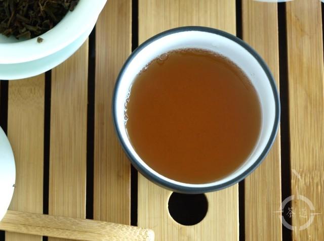 a cup of 2004 Jianshen Tuo