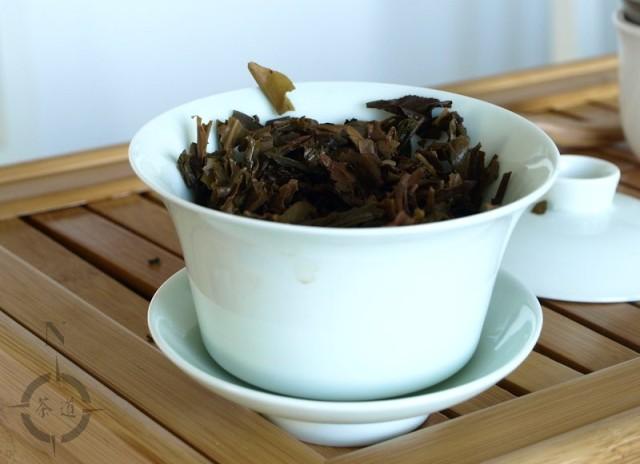 2004 Jianshen Tuo - finished leaf