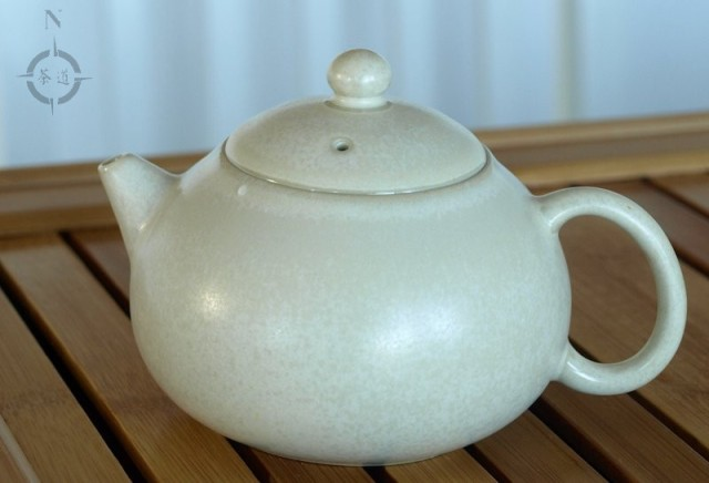 180 ml ceramic gong fu pot