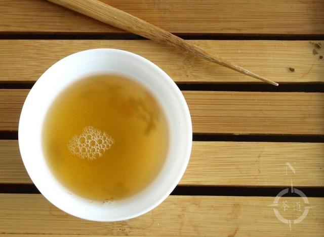 a cup of 2010 Haiwan Lao Tong Feng Sheng