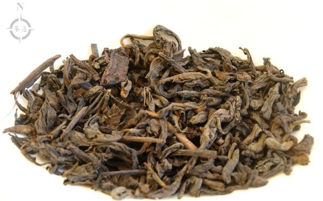 Chocolate Shou Pu-erh - the base tea