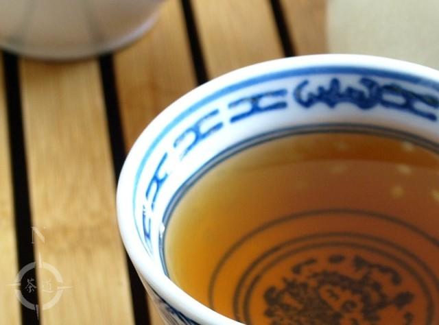 Da Hong Pao cup of