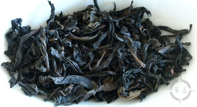 Da Hong Pao dried leaf