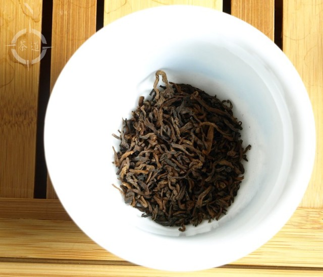 Danyun Fairtrade - Imperial pu-erh dry leaf