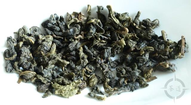 Dong Ding - dry leaf