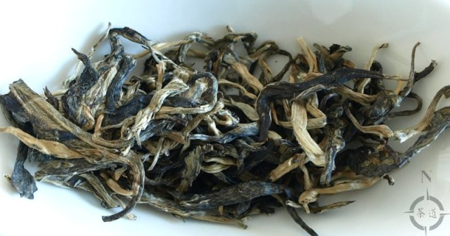 2015 What-Cha Lao Shu Bai Cha - dry leaf