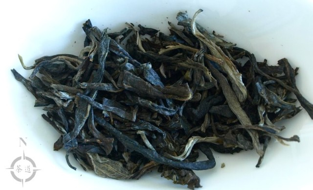 What-cha Road to Lincang - dry leaf