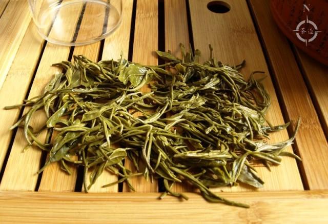 Xian Zhi - used leaf