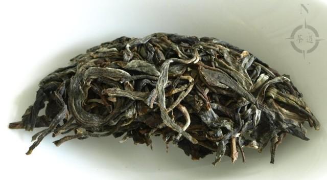 What-Cha Autumn 2016 Jingmai Shengtai Sheng - dry leaf