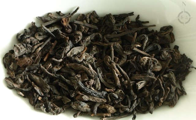 265 shou - dry leaf