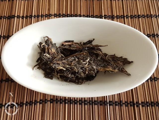 Canton wu jia zhai - dry leaf