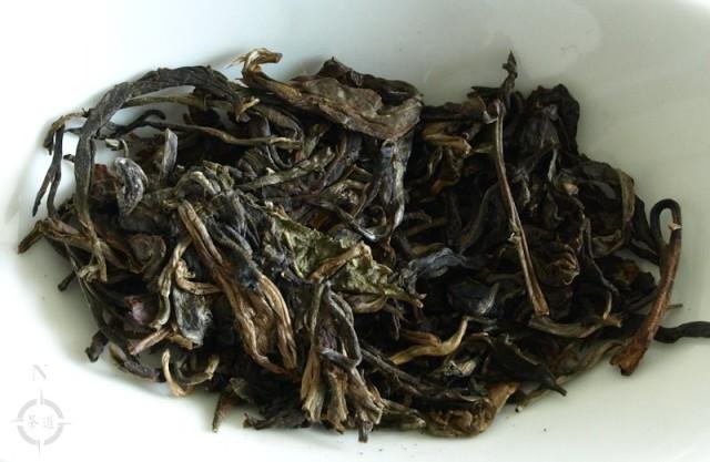 2014 Chawangpu Ban Payasi - dry leaf
