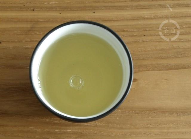 Guang Xi Huang Ya - a cup of