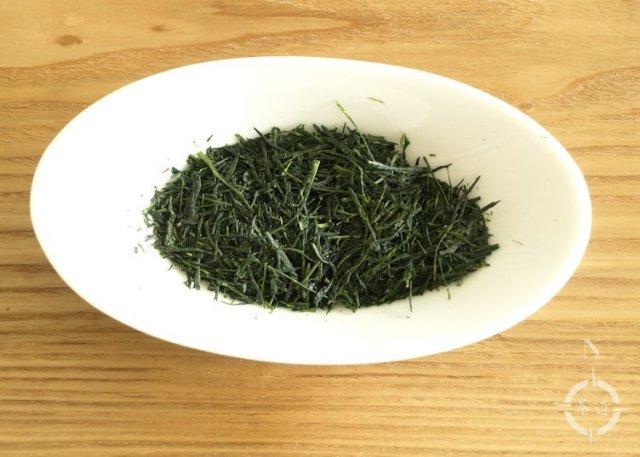 Sing Tehus Gyokuro Classic - dry leaf