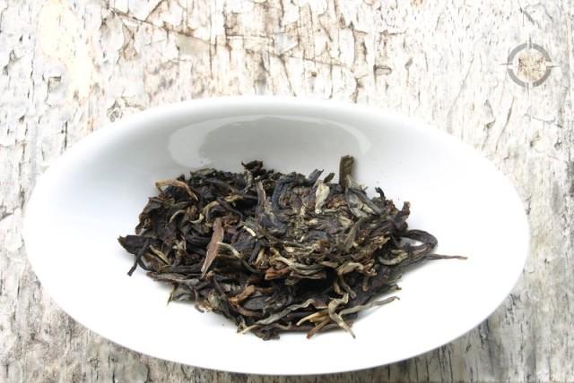 What-Cha Qing Mei Shan - dry leaf