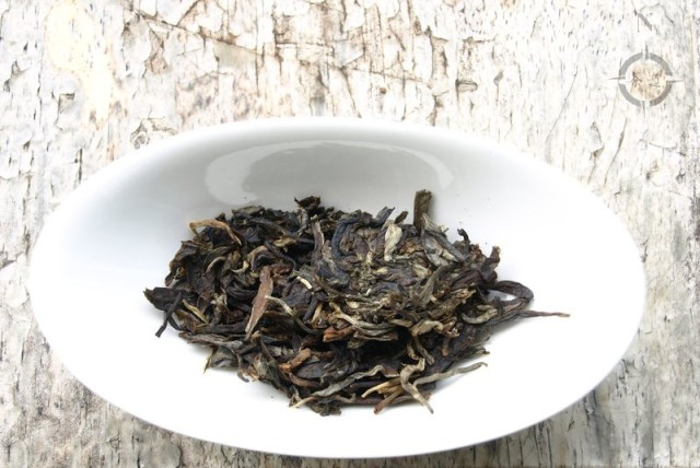 What-Cha Qing Mei Shan - dry leaf