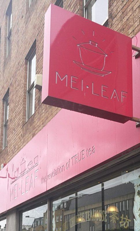 Mei Leaf teahouse