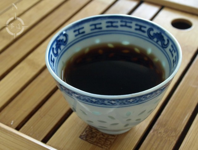 2011 Man Nong Shou - a cup of
