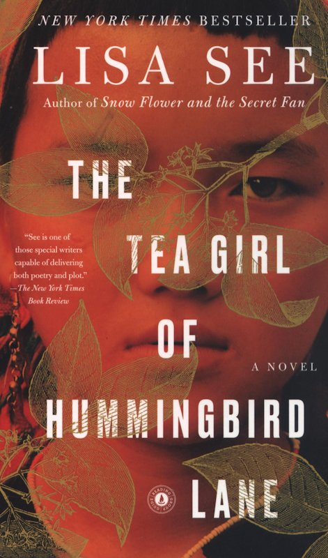The Tea Girl of Hummingbird Lane front cover
