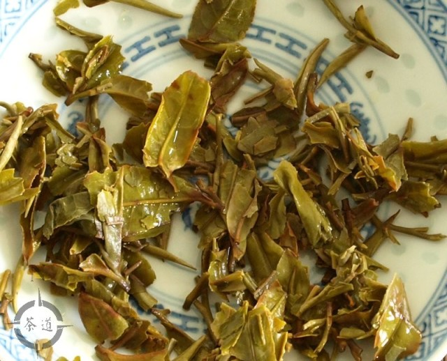 Himalayan Secret Darjeeling - used leaf