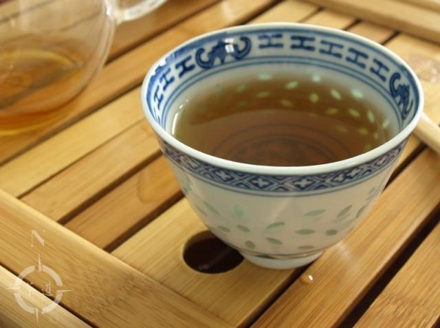 Xiaguan T8653 - a cup of