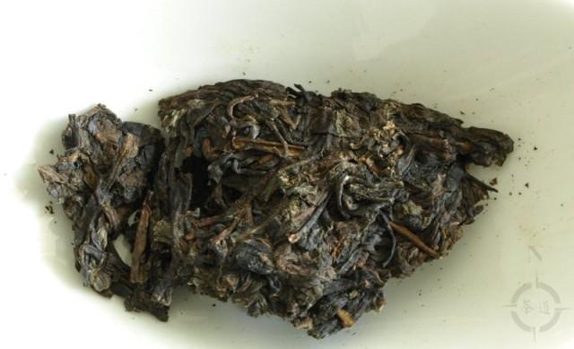 Xiaguan T8653 - dry leaf