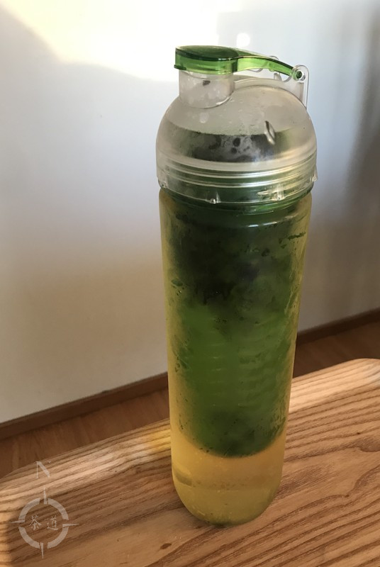 oolong cold brew