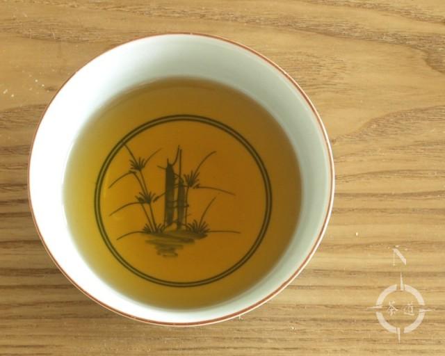Wu yi huang guan yin - a cup of