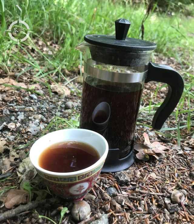 Torup picnic - cup and pot
