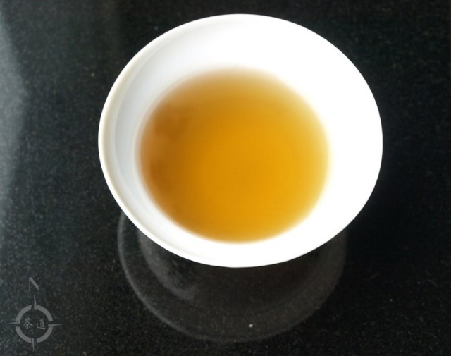 Yunnan Pure Bud Golden Snail - a small cup of
