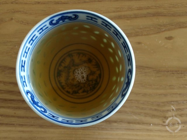 2015 Menghai Jia Ji Tuo - a cup of