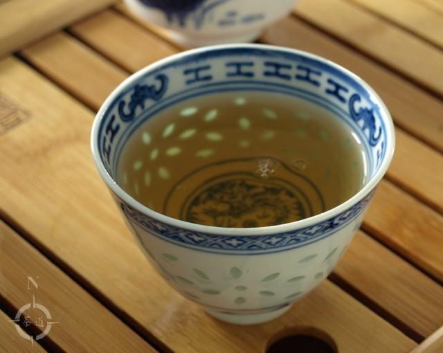 House of Tea Bai Mu Dan King - a cup of