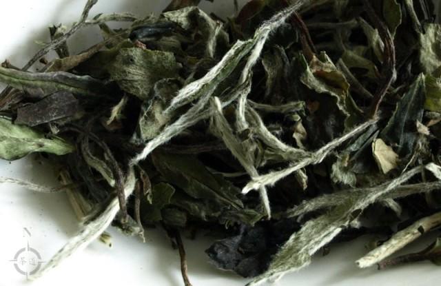 House of Tea Bai Mu Dan King - dry leaves