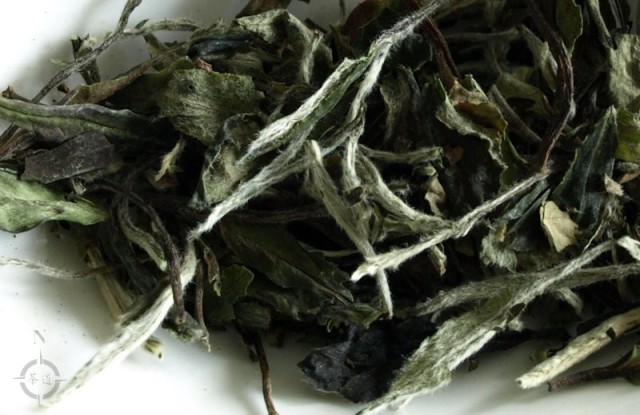 House of Tea Bai Mu Dan King - dry leaves