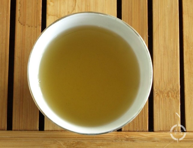 Irma Chinese Sencha - a cup of